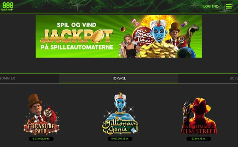 online casino 888 book fra