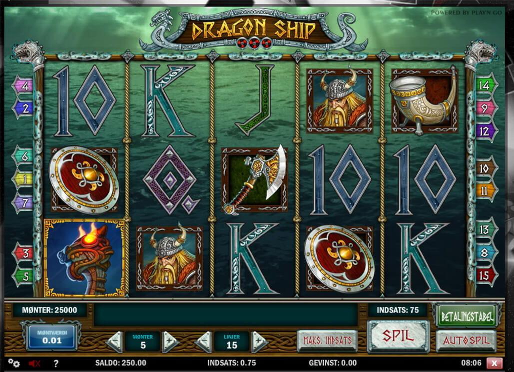 Dragon Dance Slot - spil dette spil fra Microgaming Online