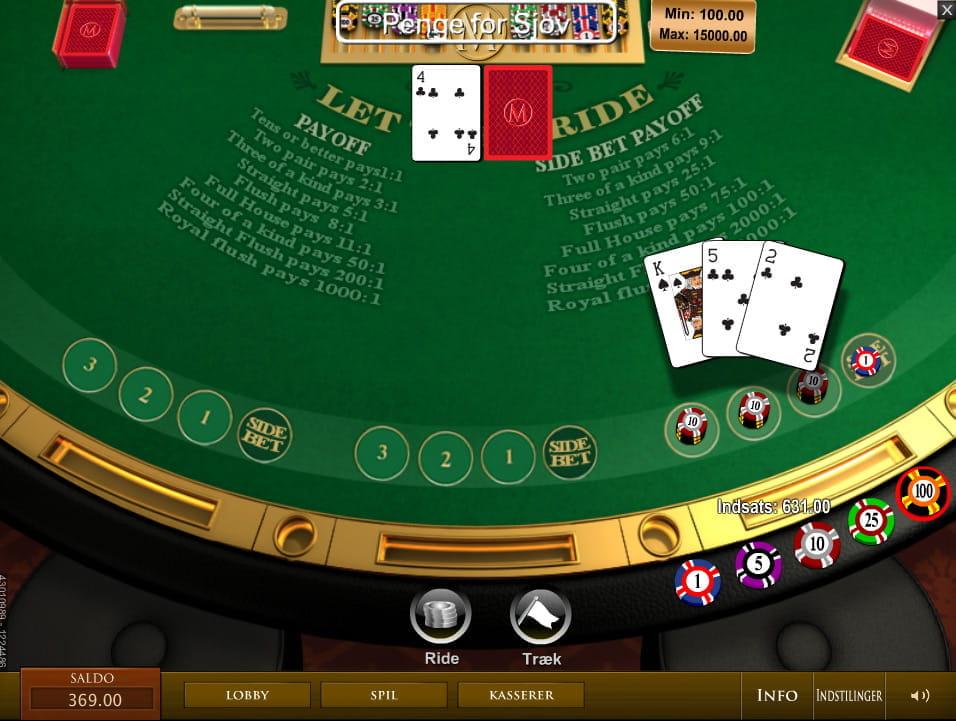 gratischancer.dk is a danish casino online guide