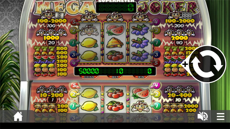 casino online mobile mega joker