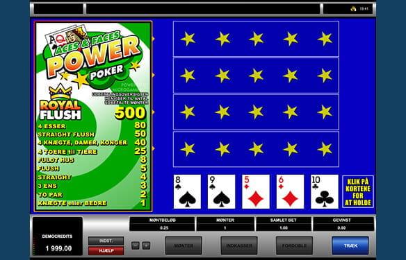 online casino video poker book of fra