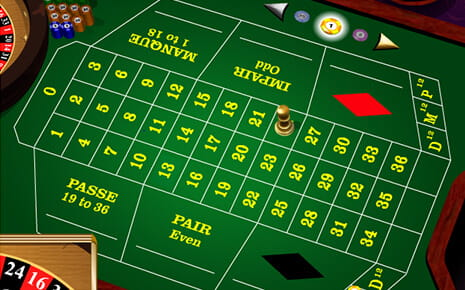 Regler til roulette