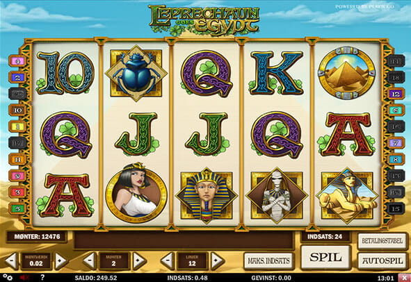 Leprechaun Goes Egypt Slot Machine Online ᐈ Playn Go™ Casino Slots