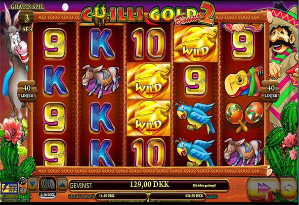 Avalon 2 slot online - spil det gratis nu