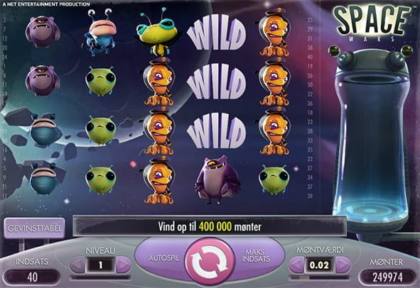 Casinoer med rigtige penge – spil dine favorit casino spil online