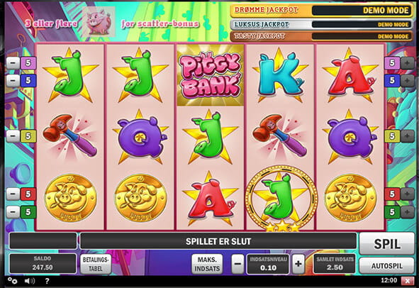 The Spin Lab Slotspil - Spil Gratis Slot Demo Online
